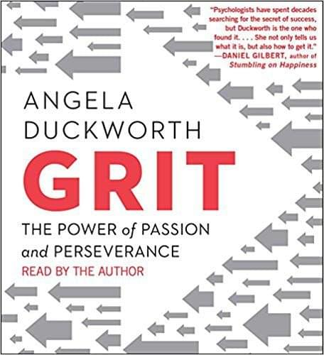 Grit – The Power of Passion and Perseverance, de Angela Duckworth