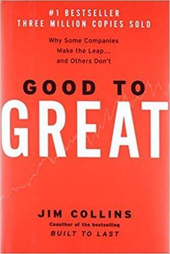 Good to Great, de Jim Collins