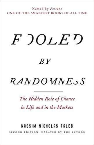 Fooled by Randomness, de Nassim Taleb