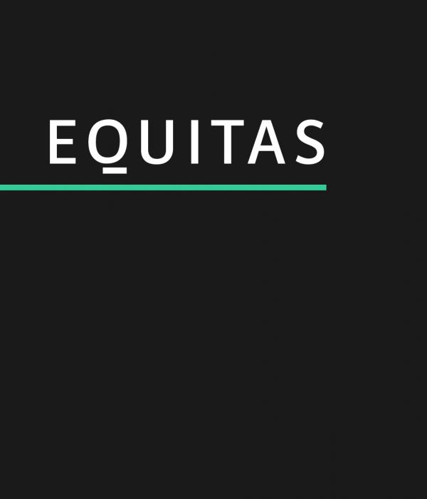 Nova identidade visual da Equitas