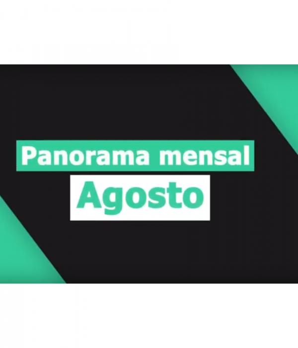 Panorama de agosto de 2019 do Equitas Selection
