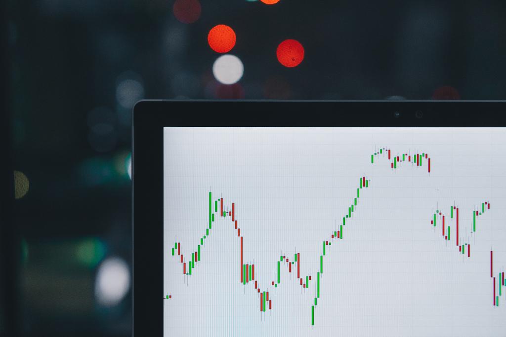 Variação do preço das ações