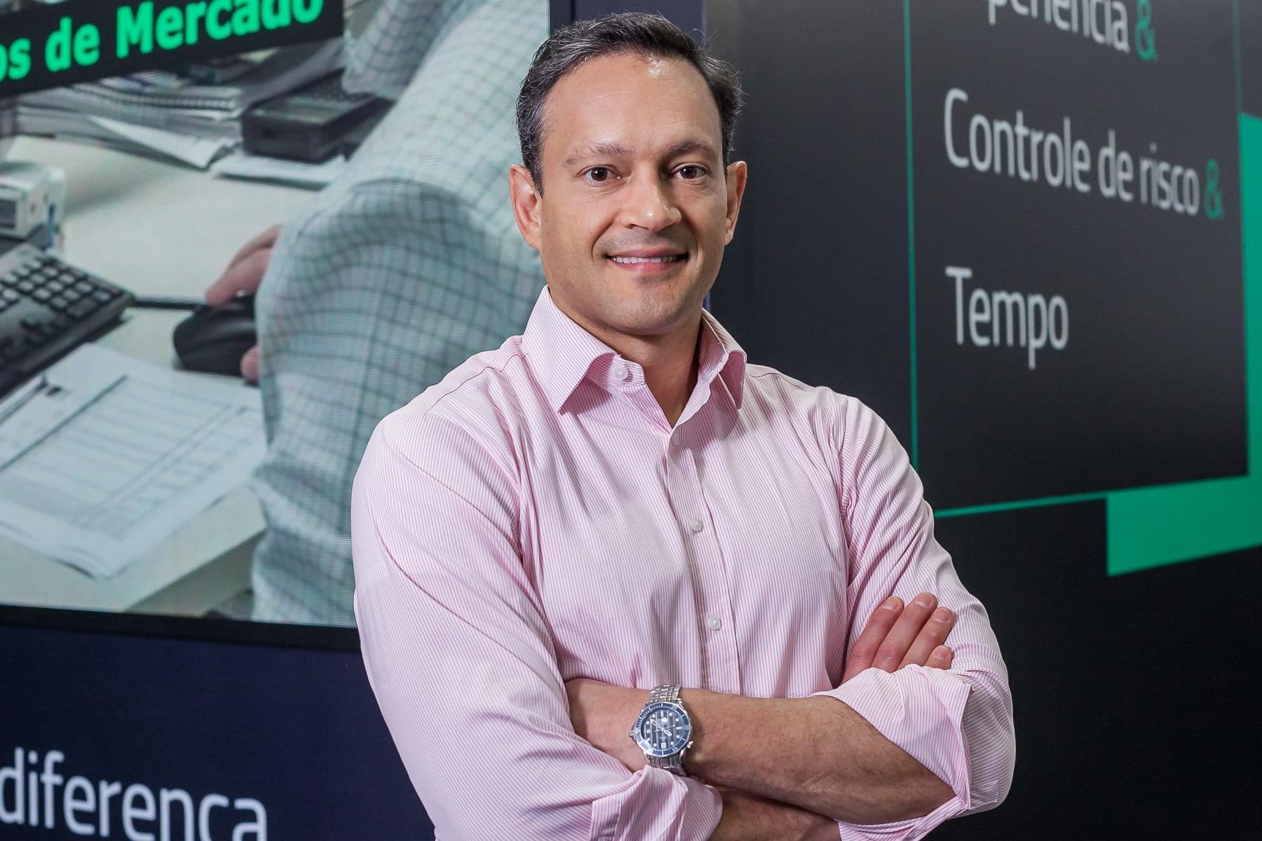 gestor da Equitas Luis Felipe Amaral