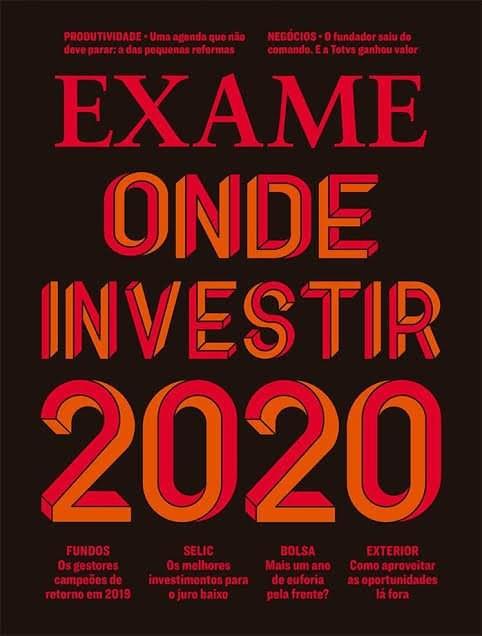 Exame Onde Investir 2020