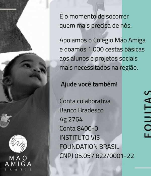 Campanha de doações