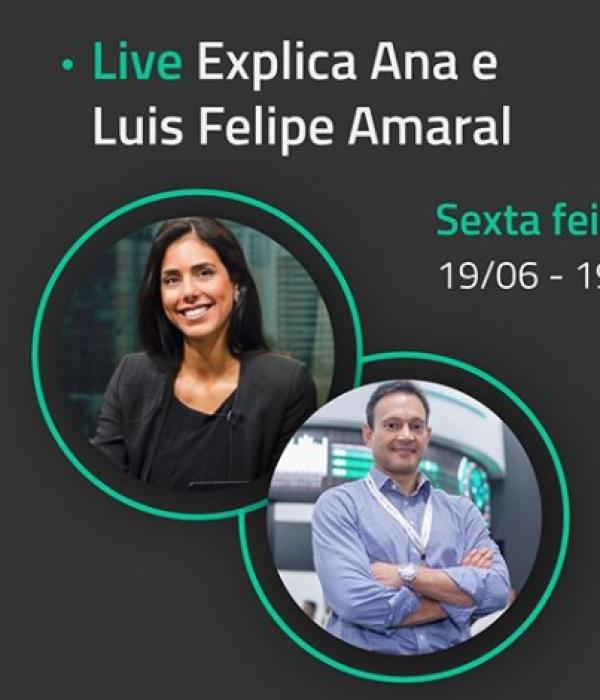Live com @ExplicaAna