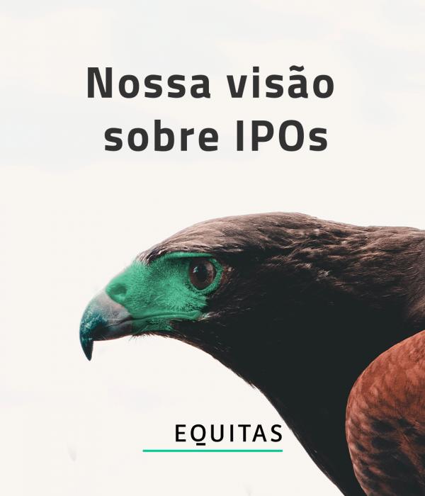 Nossa visão sobre IPOs