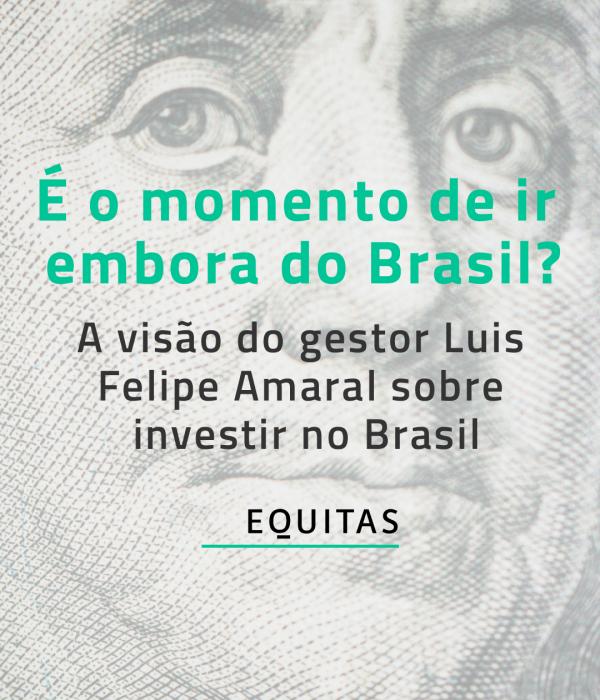 É o momento de ir embora do Brasil?
